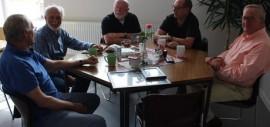 Unser Fidi zu Gast bei Radio Bremen